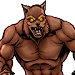 Werewolf from Sega's Altered Beast