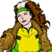 Rogue (early '90s outfit) flying