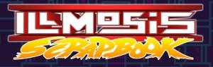 Illmosis Scrapbook logo test 1
