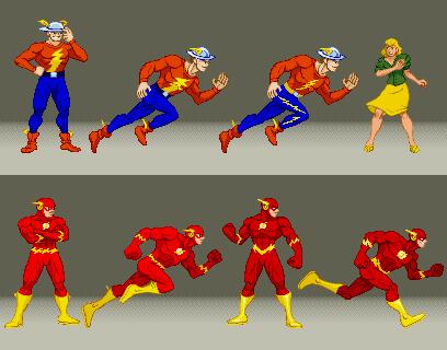 flash sprites